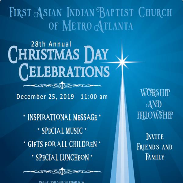First Asian Indian Baptist Church